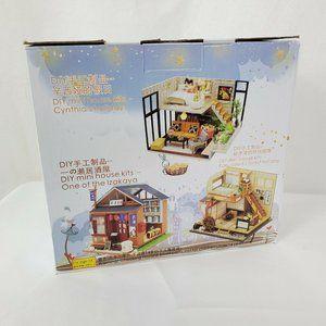 DIY Miniature House Kit Cynthias Holiday